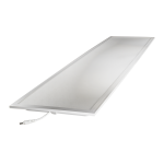 Noxion LED Panel Econox 32W 30x120cm 3000K 3900lm UGR <22   Replacer for 2x36W