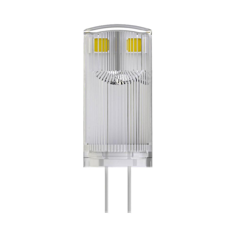 Noxion LED Bolt G4 0.9W 827 12V | Extra Warm White - Replaces 10W