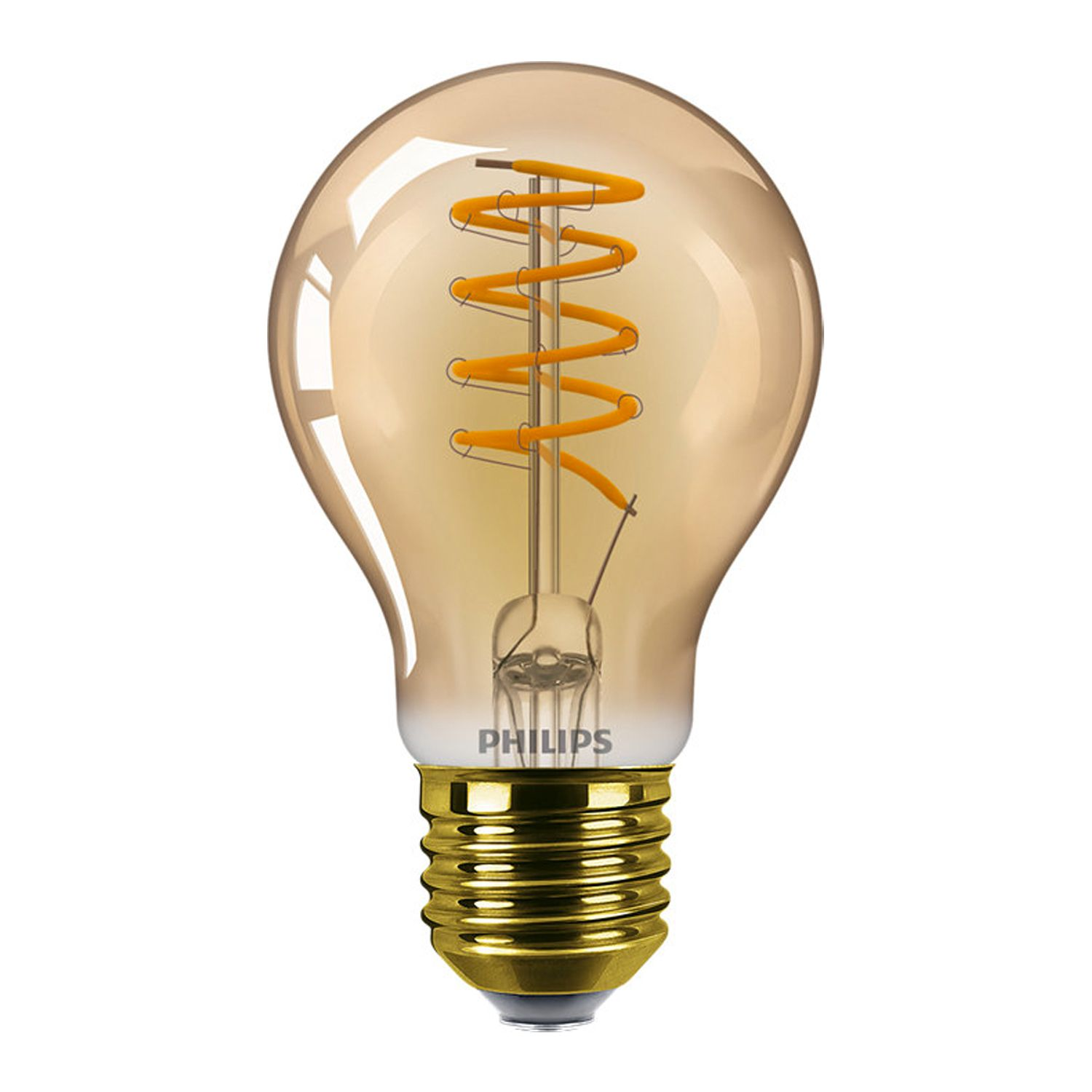 Philips Classic LEDbulb E27 A60 5.5W 820 Gold | Dimmable - Replacer for 25W