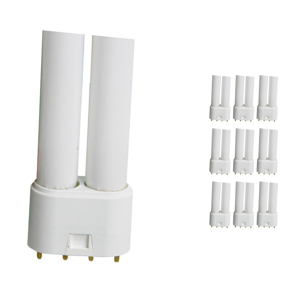 Multipack 10x Osram Dulux L 24W 830 | 4 Pin
