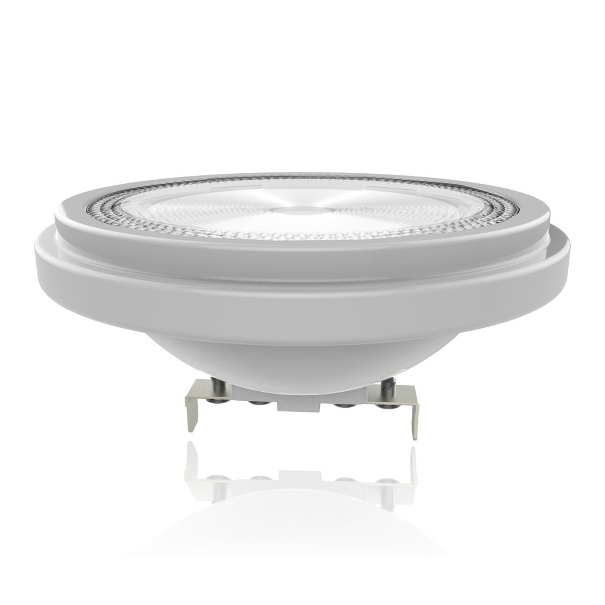 Noxion Lucent LED Spot AR111 G53 12V 11.5W 930 40D | Dimmable - Highest Colour Rendering - Replacer for 75W