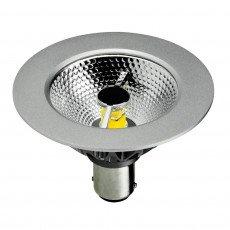 Noxion Lucent LED Spot AR70 BA15d 7W 927 36D | Dimmable 50W