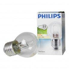 Philips EcoClassic Lustre 42W E27 230V P45 Clear