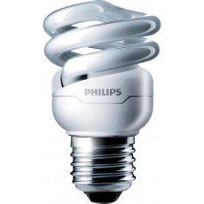 Philips Tornado T2 Spiral 8W 827 E27