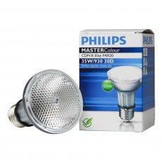 Philips MASTERColour CDM-R Elite 35W 930 E27 PAR20 30D