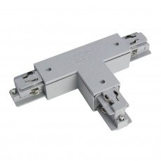 3 phase T-connector V earth right - Metal