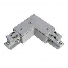 3 phase corner connector 90D V earth extern - Metal