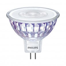 Philips CorePro LEDspot LV GU5.3 MR16 7W 830 36D | Replaces 50W