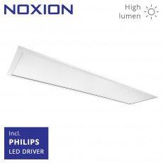 Noxion LED Panel Pro HighLum 30x120cm 3000K 43W UGR<19 | Replaces 2x36W
