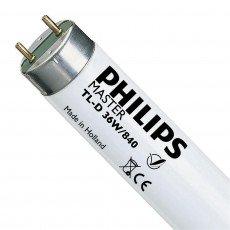 Philips TL-D 36W 840 Super 80 MASTER   120cm