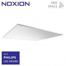 Noxion LED Panel ProSpace IP44 60x60cm UGR<19 | Replaces 4x18W