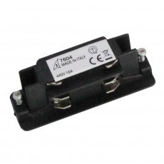 3 phase straight connector electic - Black