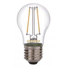 Sylvania ToLEDo Retro Ball E27 2.5W 827 Filament | Replaces 25W