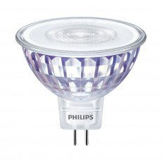 Philips LEDspot LV Value GU5.3 MR16 5.5W 830 36D MASTER | Dimmable - Replaces 35W