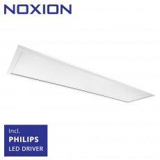 Noxion LED Panel Pro 30x120cm 33W 3000K UGR<19 | Replaces 2x36W