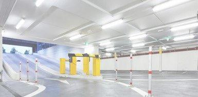 Philips Parking garage lighting